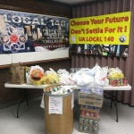 Building Trades Food Pantry