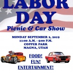 Labor Day Picnic & Car Show