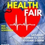 UA Local 140 Health Fair